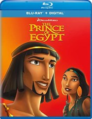 We watched The Prince of Egypt after studying Egypt. We then compared and contrasted the Biblical account to this movie.